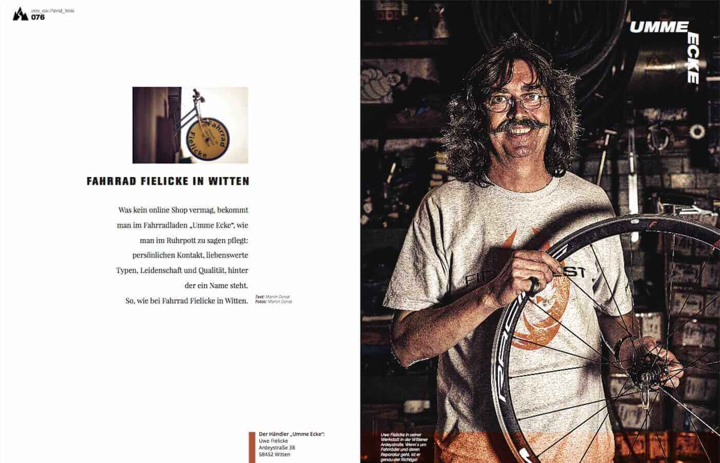 lifeCYCLE magazine ausgabe 1