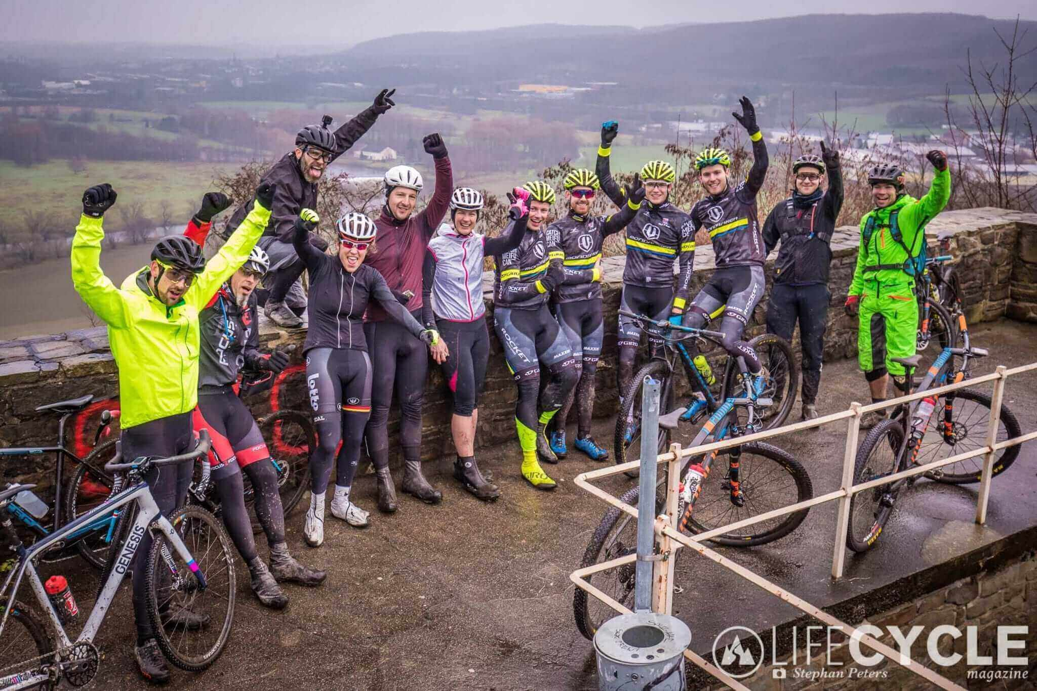cross over xmas ride lifecycle
