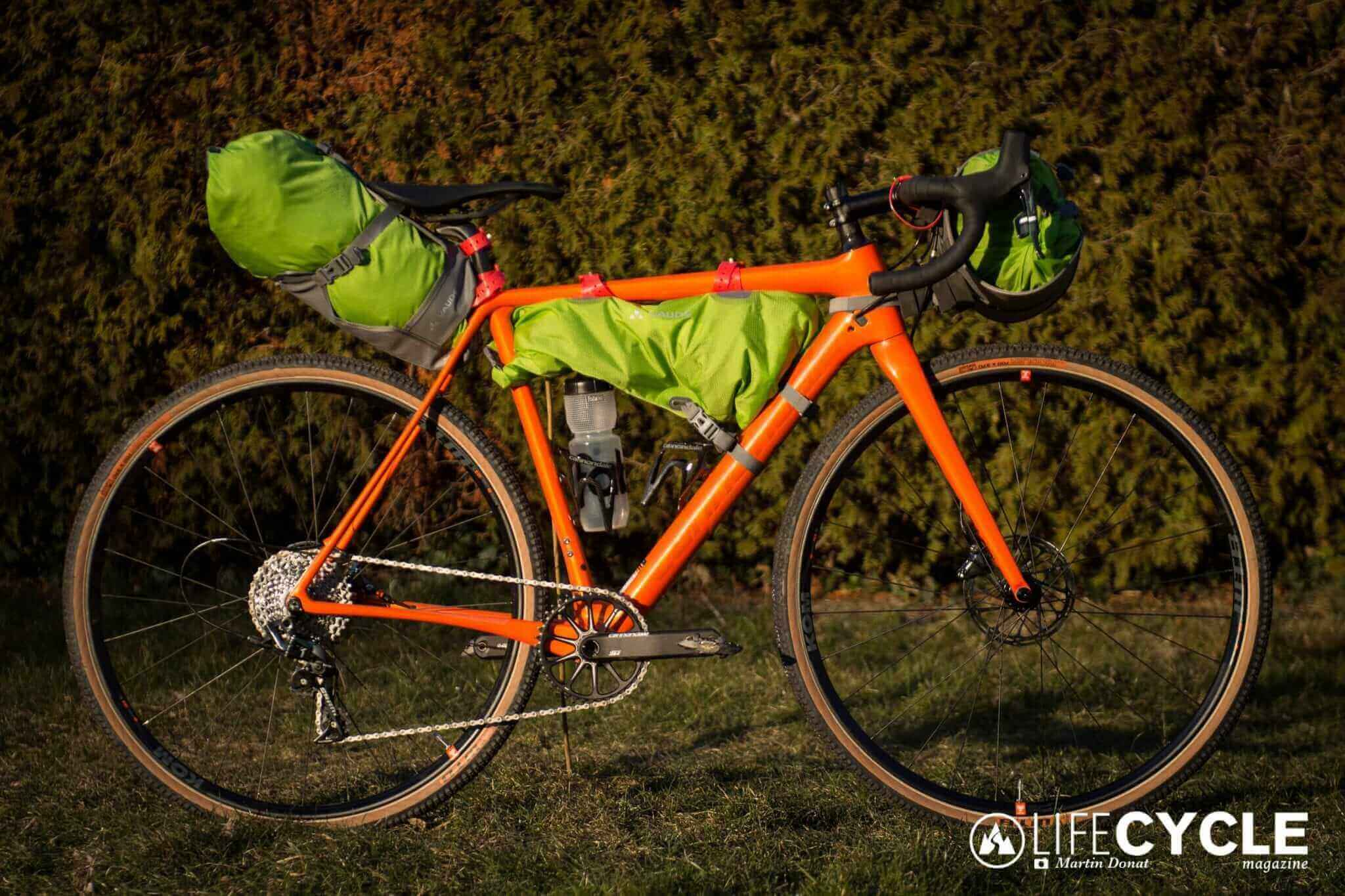 Vaude Bike Packing Test