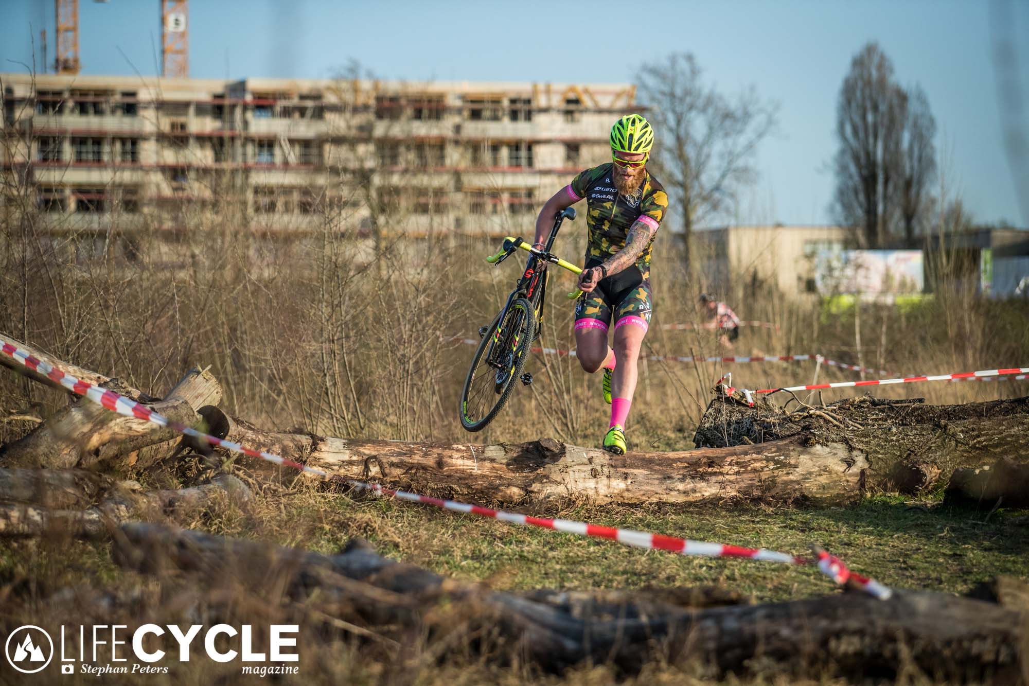 Biehler Cyclocross Cyclingworld Crossrennen Düsseldorf