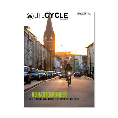 lifeCYCLE Magazine Ausgabe #6