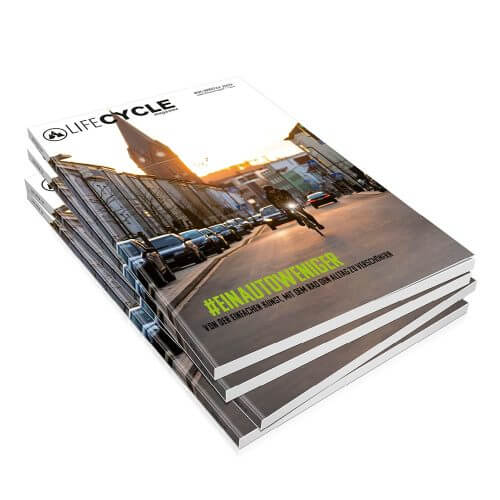 lifeCYCLE Magazine – Ausgabe #6