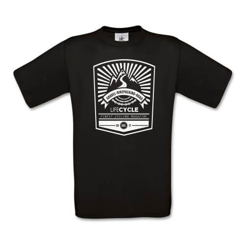 lifecycle tshirt shop black