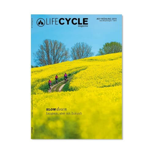 lifeCYCLE Magazine Ausgabe #7