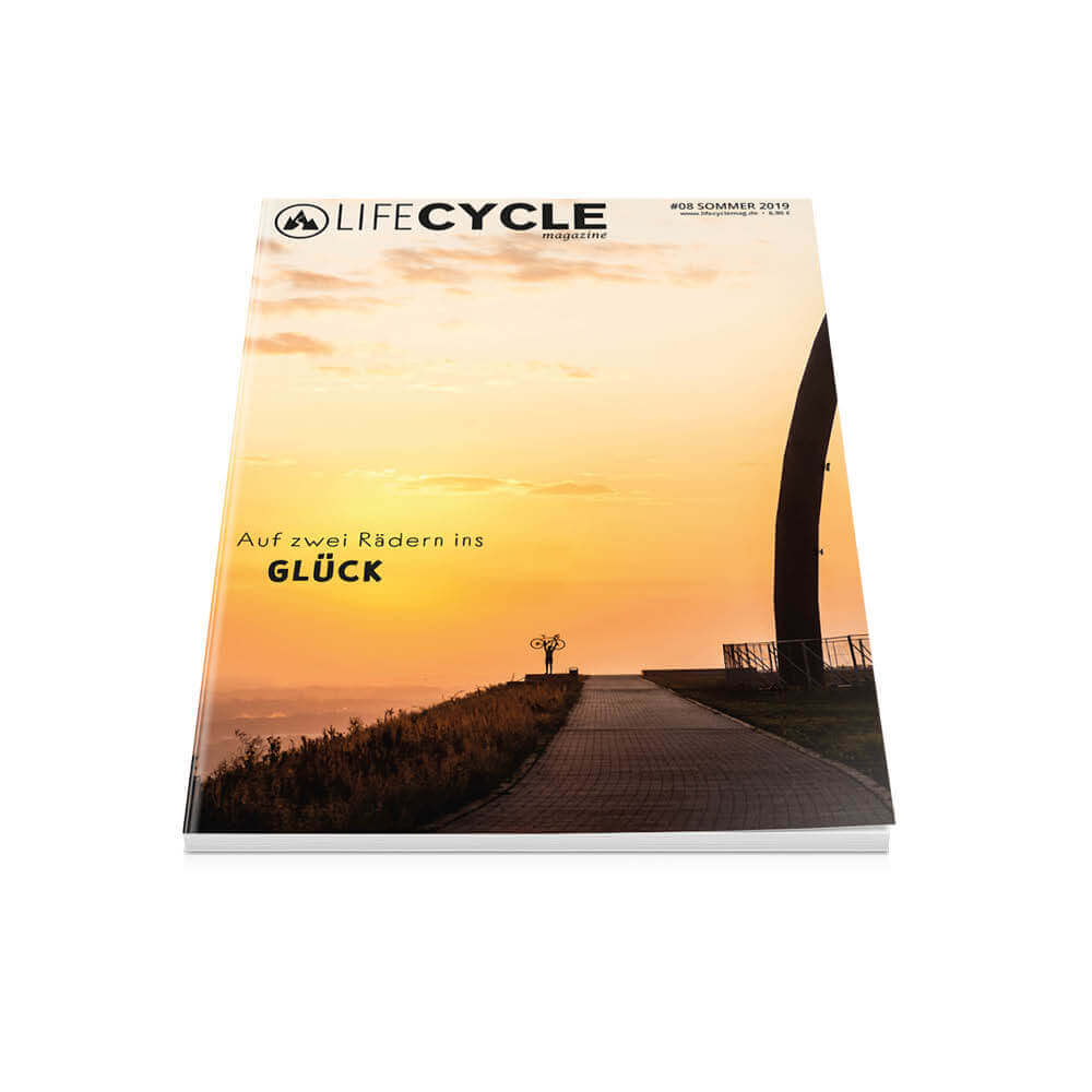lifeCYCLE Magazine Ausgabe #8