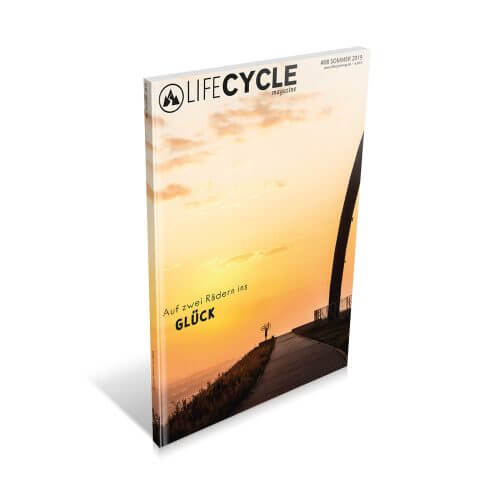 lifeCYCLE Magazine