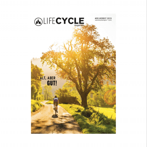 Cover lifeCYCLE Ausgabe #9