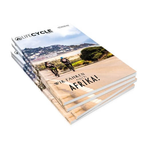 lifeCYCLE Magazine Ausgabe #10