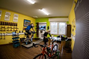 Bike Fitting Bergetappe