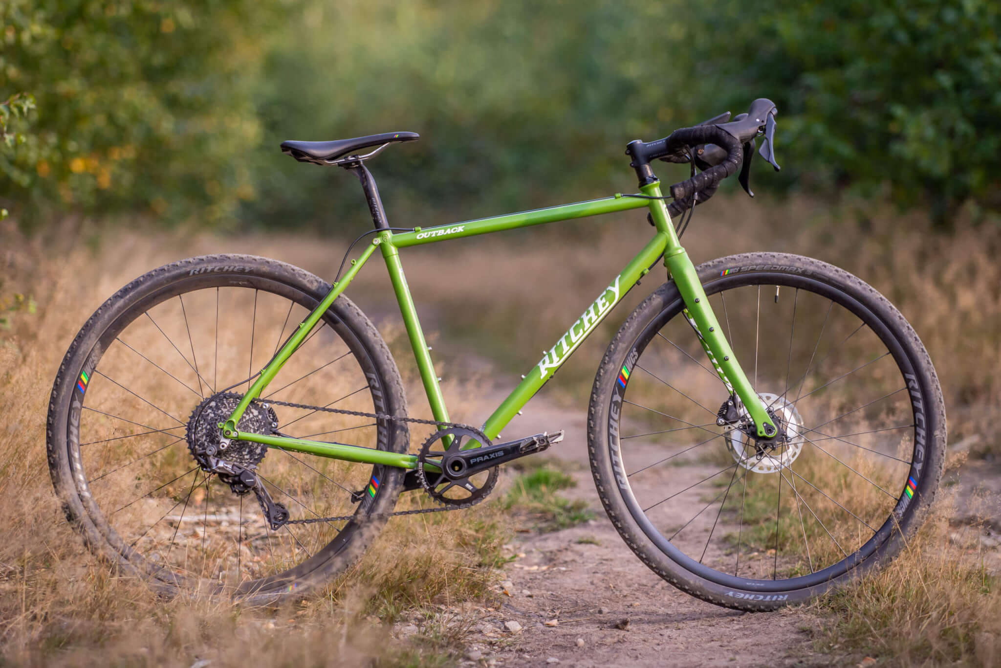 Ritchey Outback Test