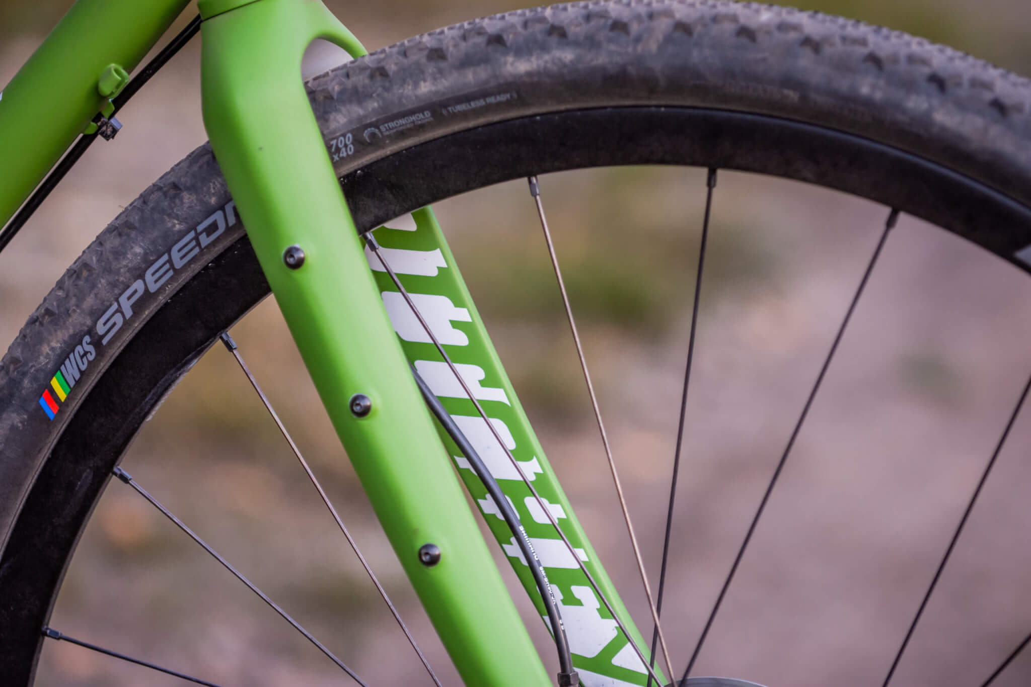 Ritchey Adventure Gabel