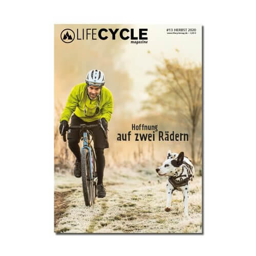 lifeCYCLE Magazine Ausgabe #13