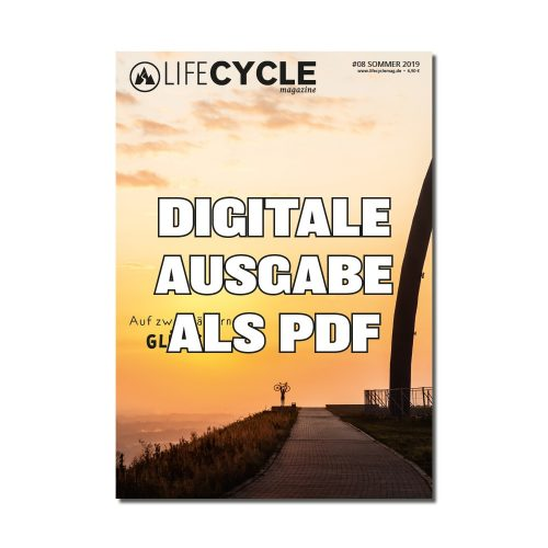 lifeCYCLE Magazine Ausgabe 8 digital