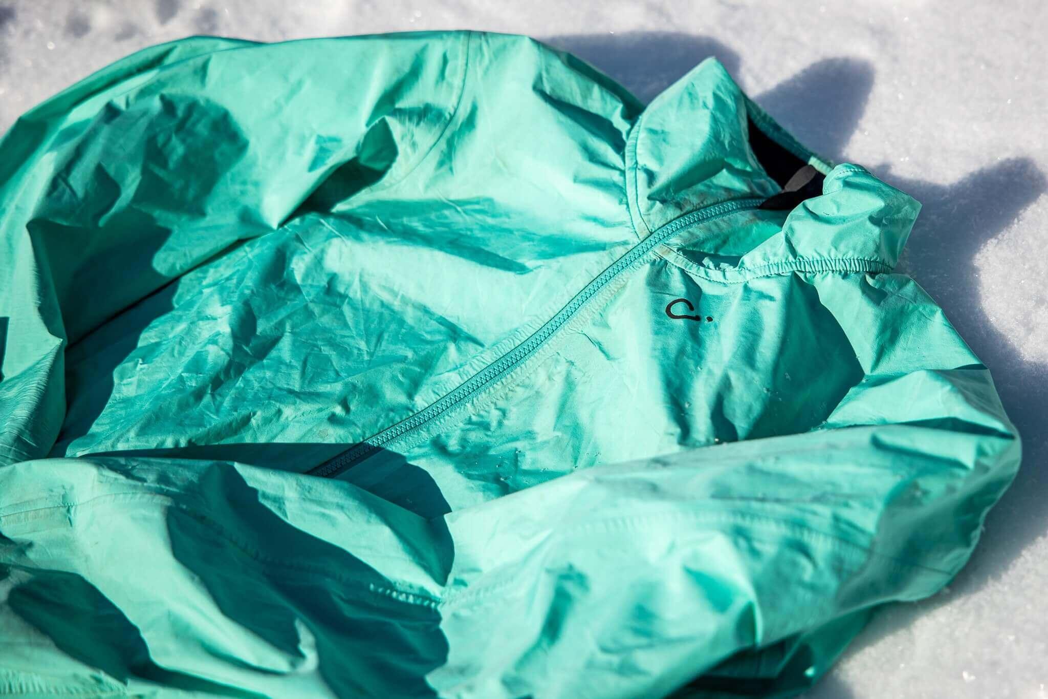 Velocio Men's Ultralight Rain Jacket